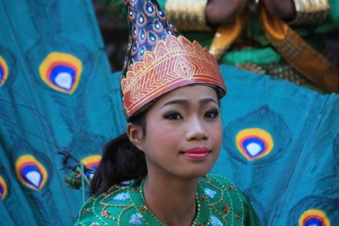 Ankor dancer