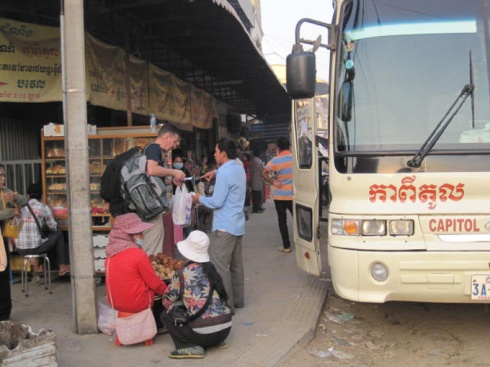 Bus from Battambang to PP
