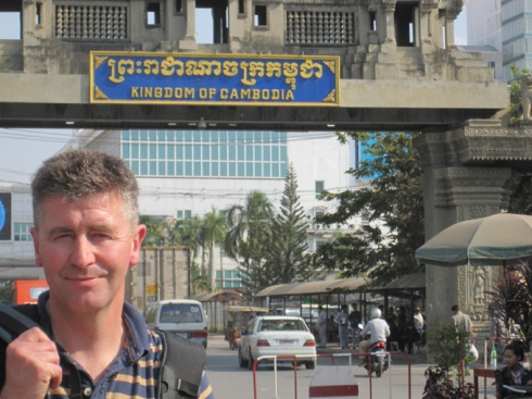 Cambodian Border Poipet