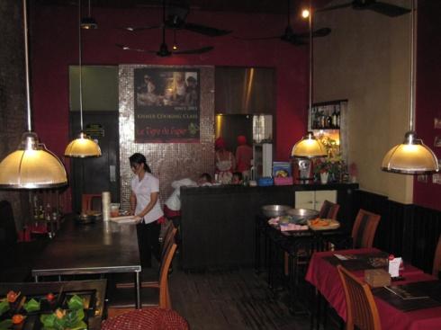 Le Tiger de Papier Restaurant