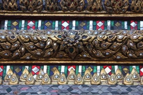 Ornate detailing