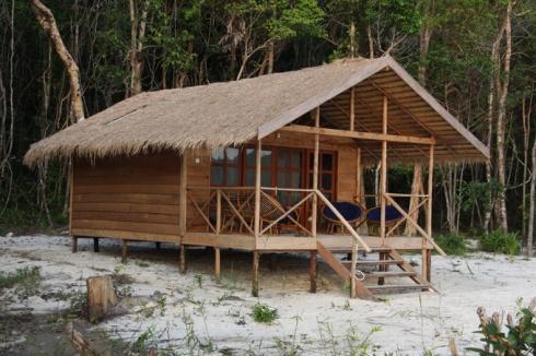 Saracen beach bungalow