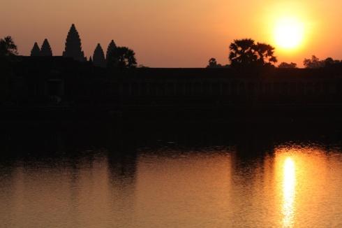 Sunrise Ankor Wat