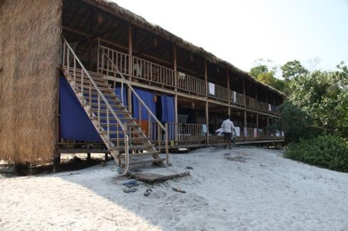 'The Beach' dorm