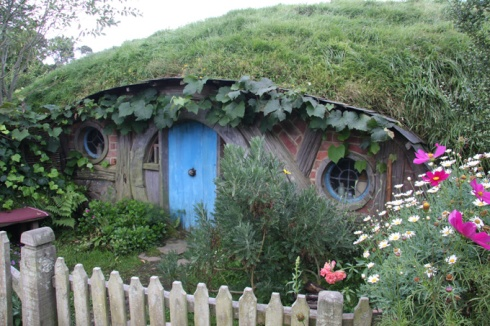 Another Hobbit house
