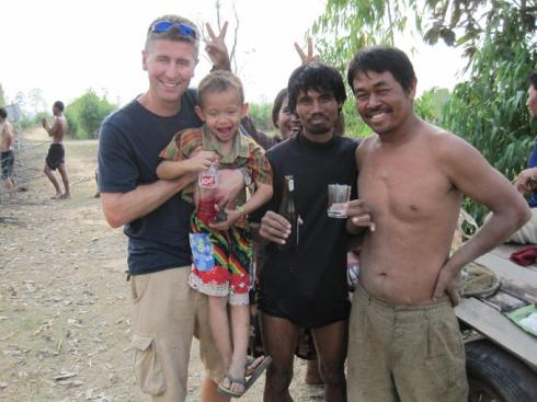 Thai fishermen